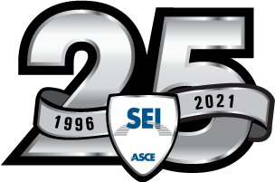 SEI 25th Anniversary color logo